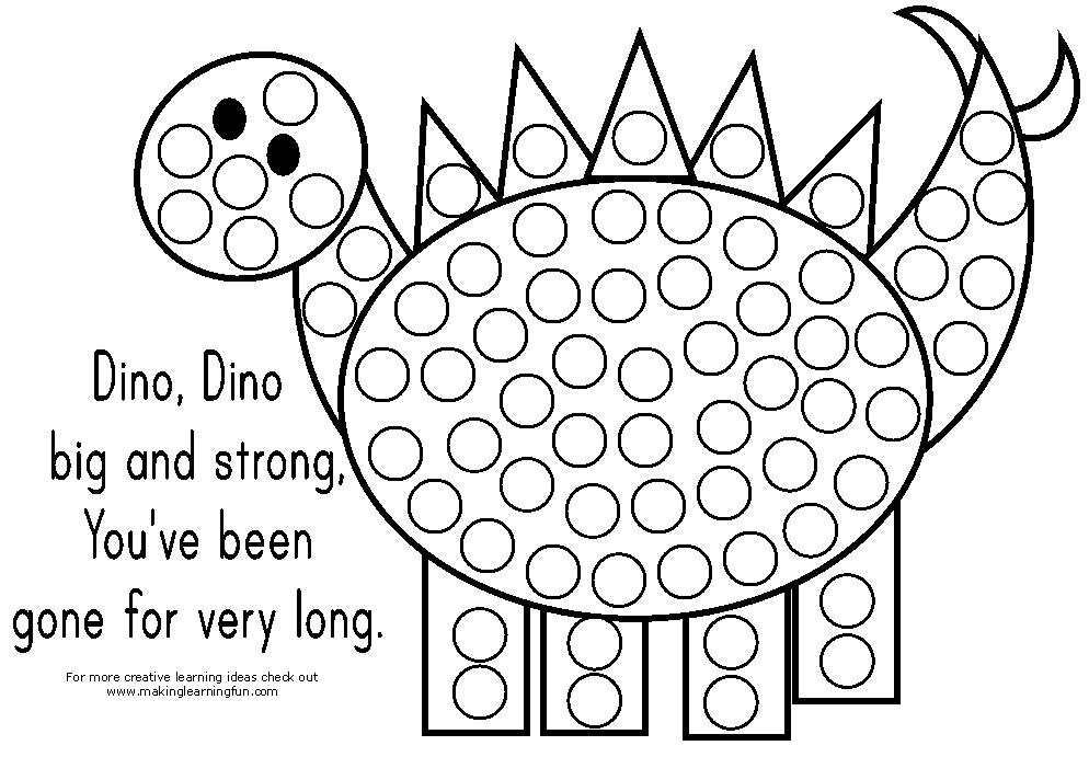 7 Images of Bingo Dot Art Printables Free