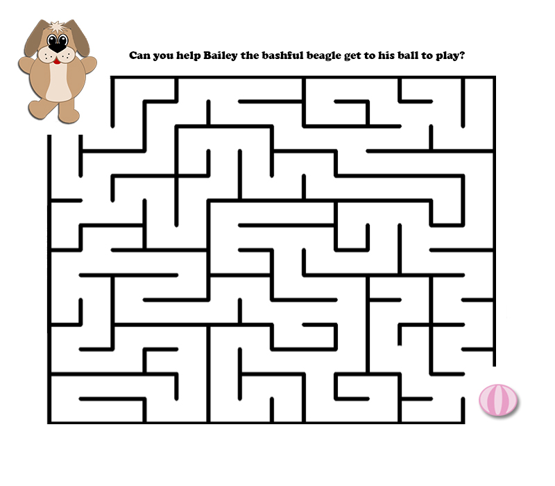 Image Gallery easy mazes