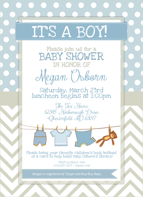 6 Images of Free Printable Baby Shower Templates
