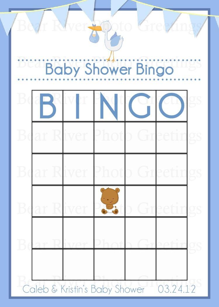... Baby Shower Blank Bingo Cards Printable & Free Baby Shower Bingo Cards
