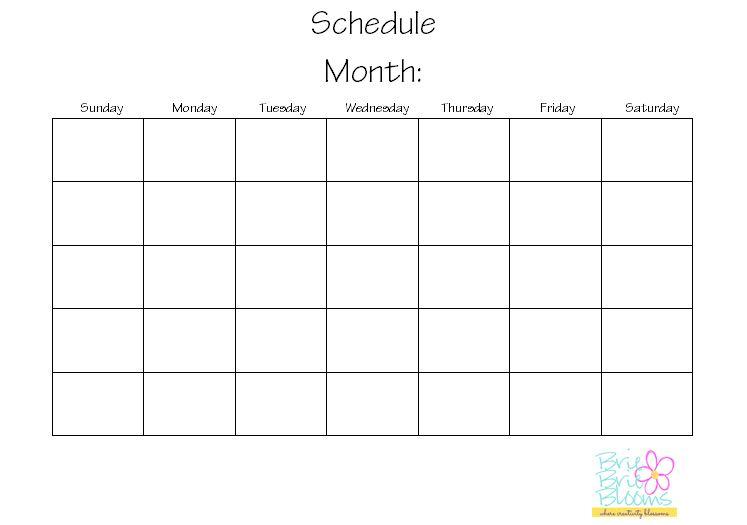 Free Calendar Time Printables : Best images of free calendar printable time management