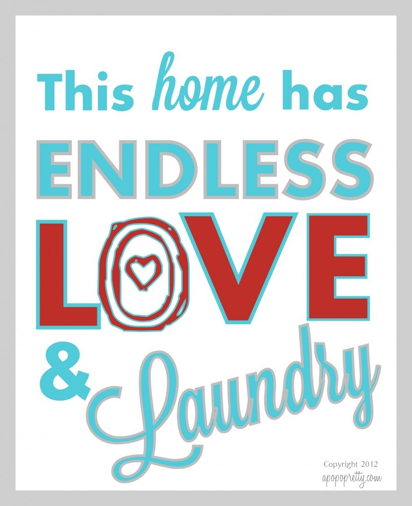 8 Images of Free Printable Laundry