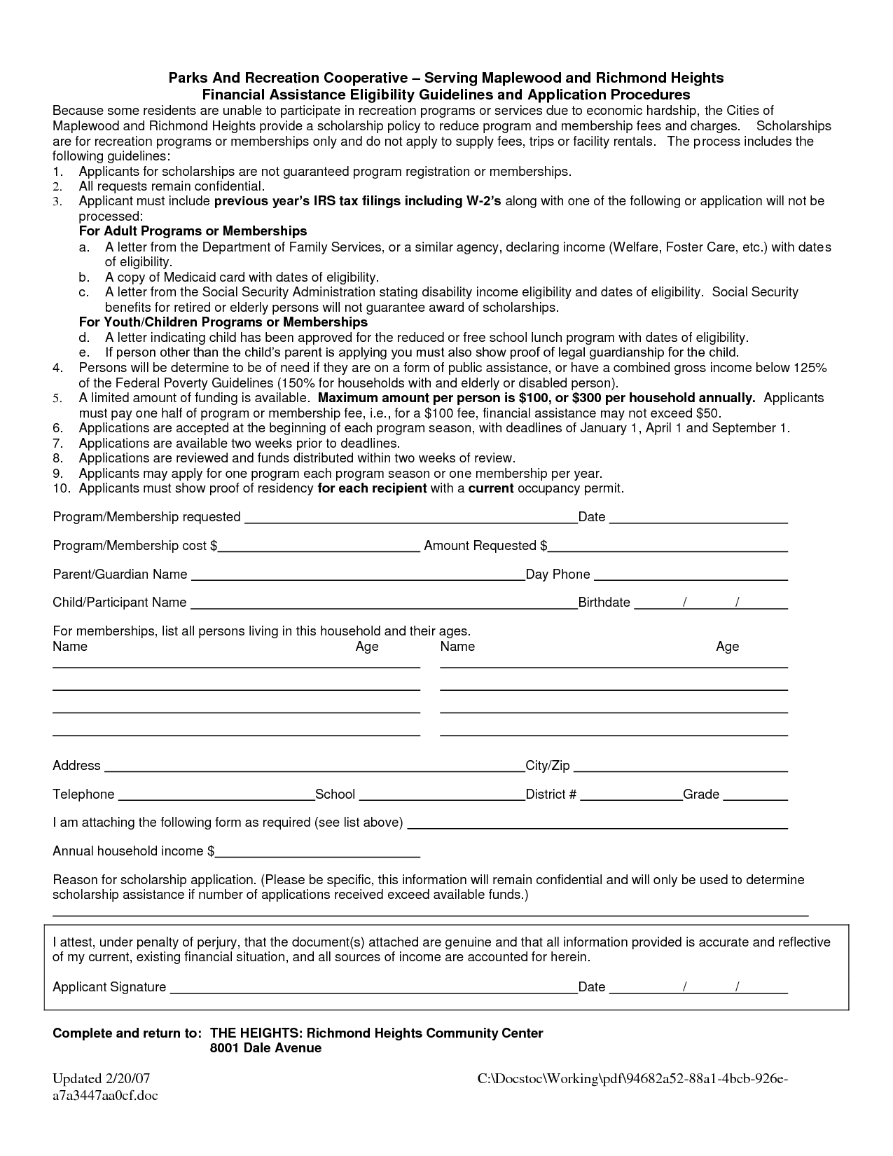 This is a picture of Challenger Printable Legal Forms