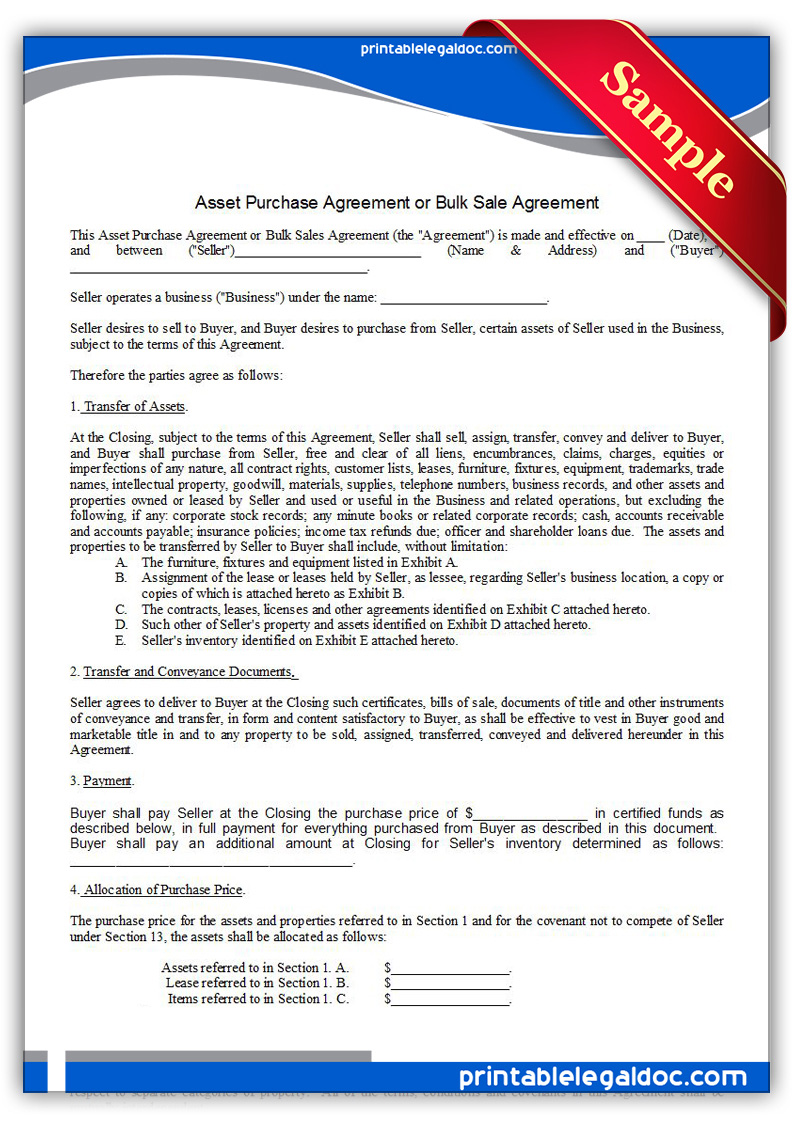 6 Images of Printable Legal Forms
