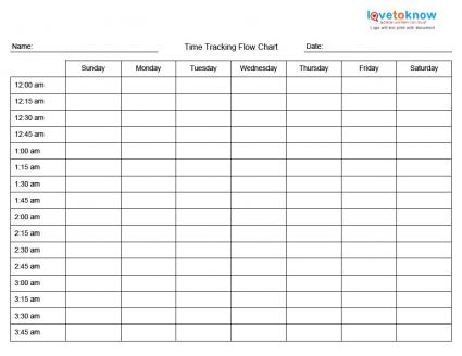 7 Images of Time Management Printables