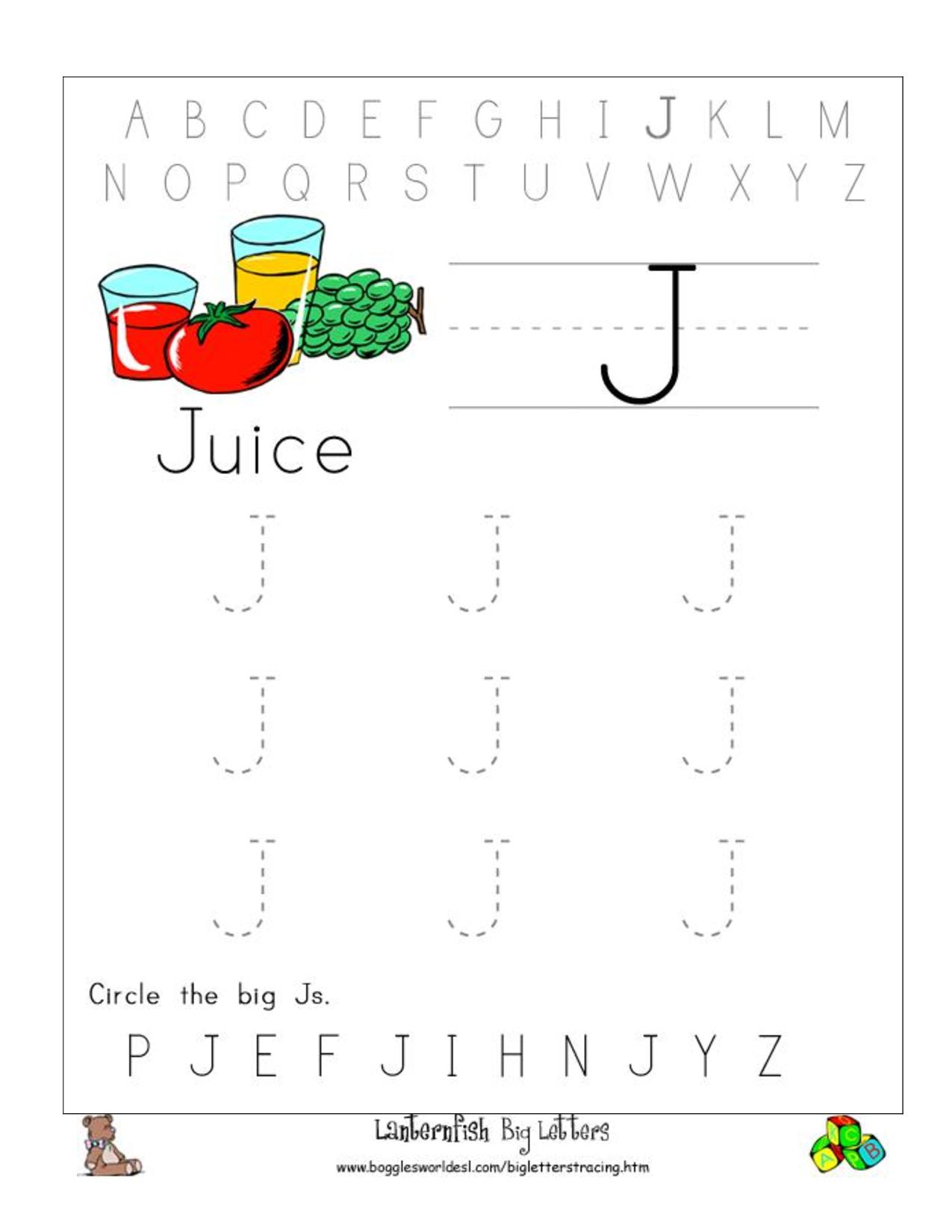 math worksheet : 8 best images of free printable kindergarten letter worksheets  : Free Kindergarten Alphabet Worksheets