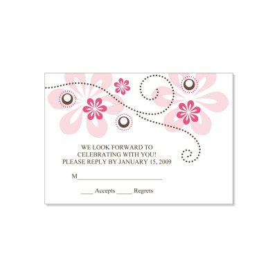7 best images of printable rsvp cards for weddings free for Rsvp cards for weddings templates