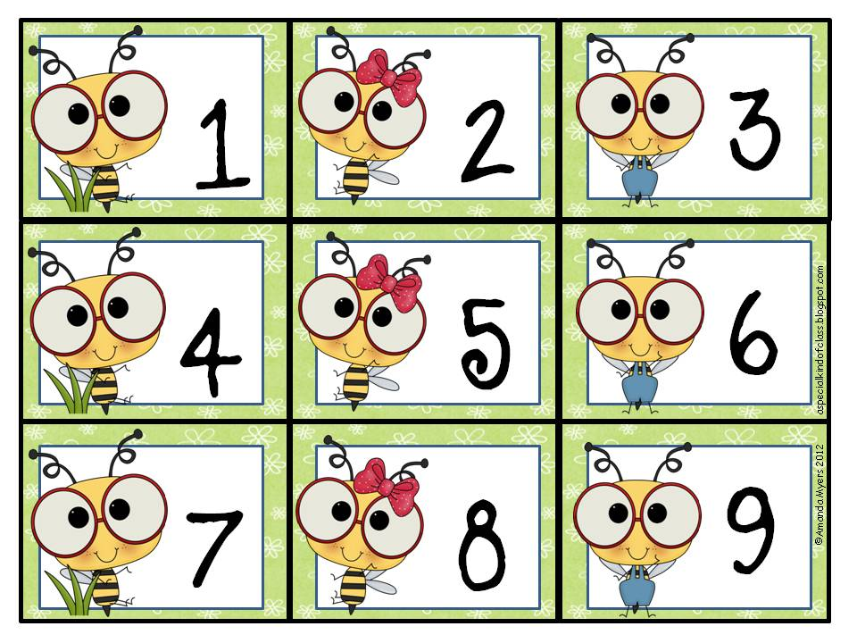 Calendar Numbers Clipart : Printable calendar numbers for february