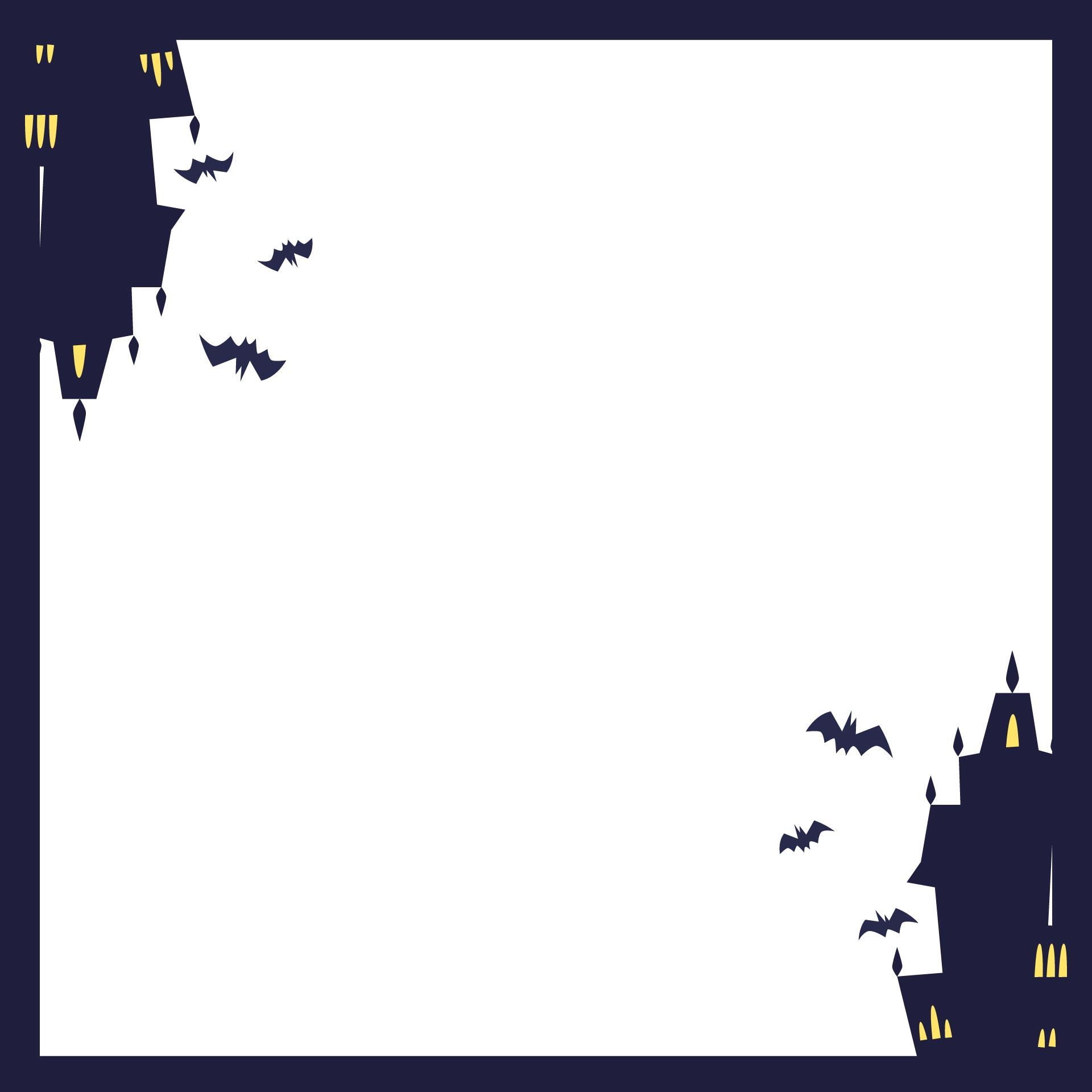 21 Best Halloween Envelopes Printable Templates - printablee.com Regarding Free Halloween Templates For Word