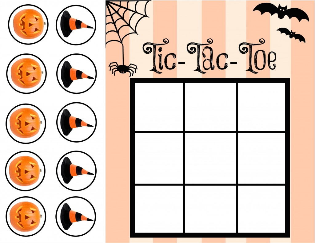 7 Images of X O Tic Tac Toe Printable