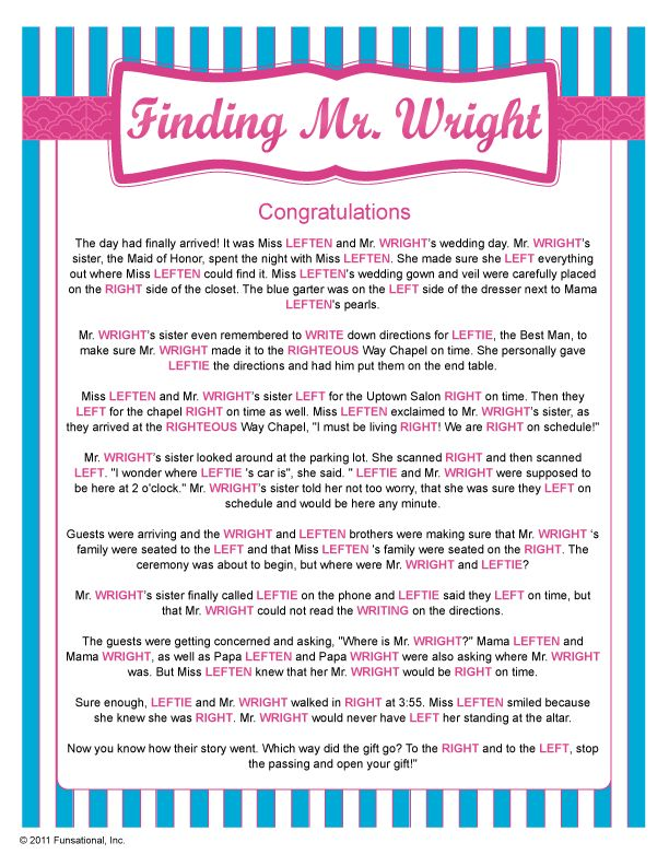 of left right shower game printable baby shower left right game