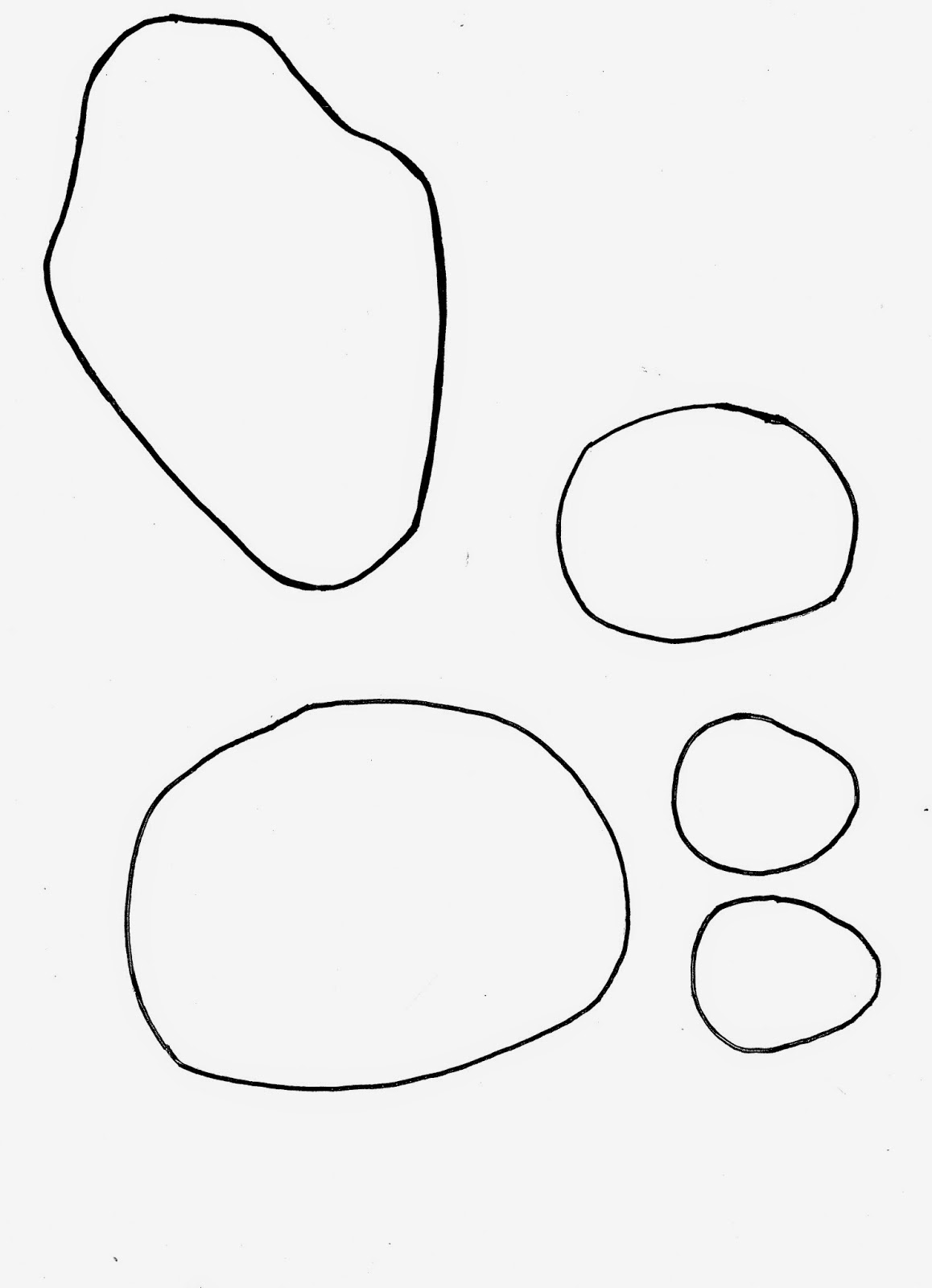 olaf body parts coloring pages - photo#15