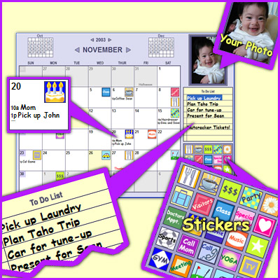 6 Images of Appointment Printable Lables
