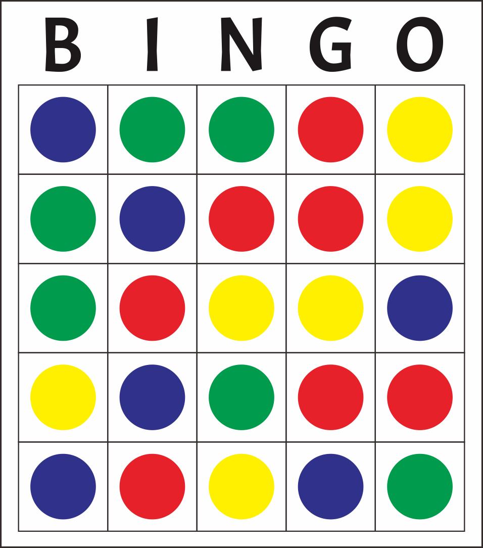 Printable Bingo Games for Dementia Patients