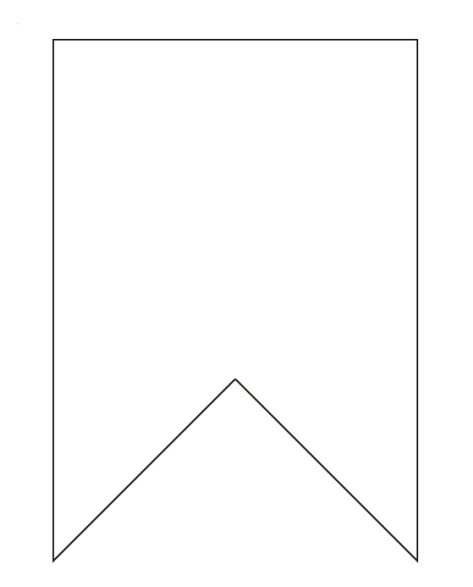 4 Images of Free Printable Bunting Template