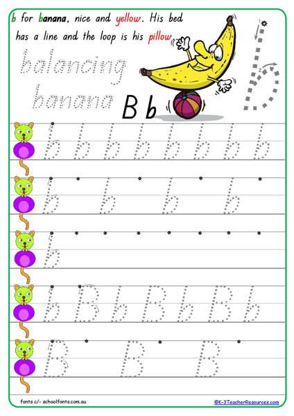 Free Worksheets » Free Printable Handwriting Worksheets For ...