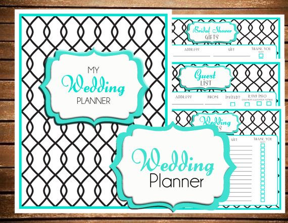 7 Images of Wedding Binder Free Cover Printable