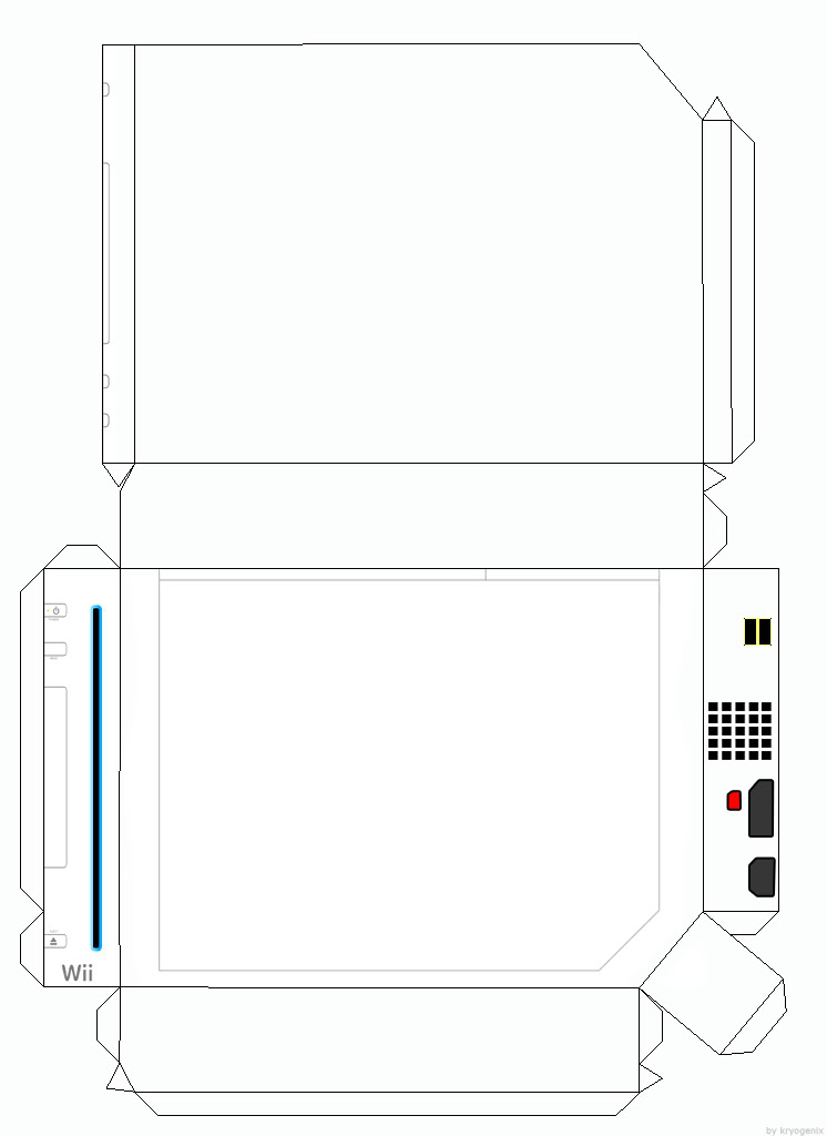 6 Images of AG Wii Printable