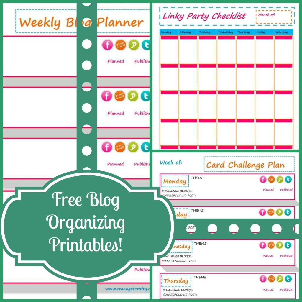 6 Images of College Binder Organization Printables Free