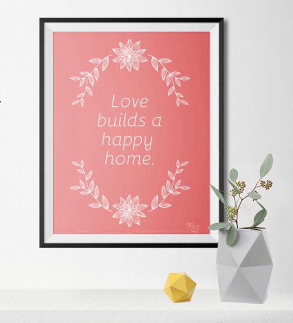 Free Art Printables Home Decor