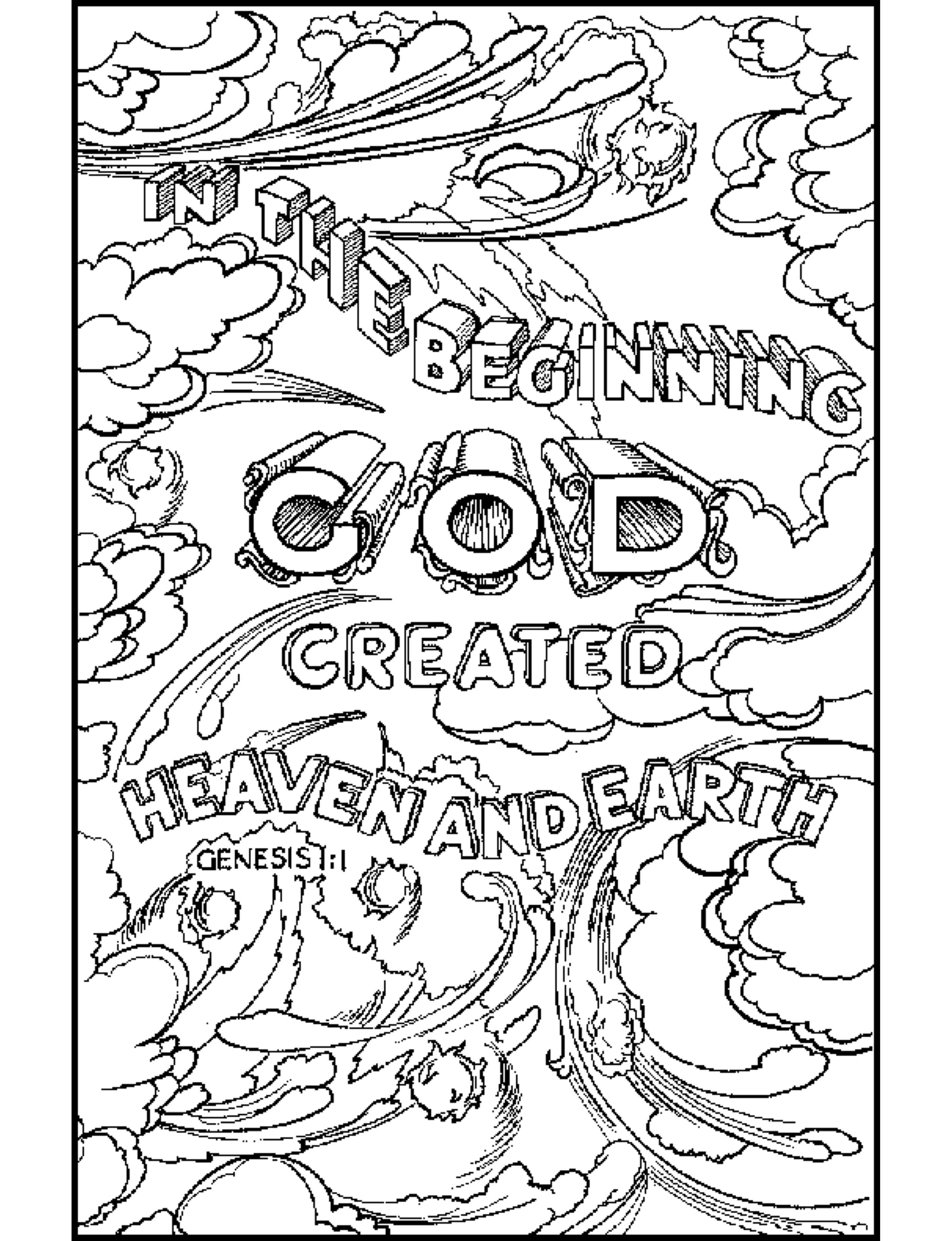 6 Best Images Of Free Printable Adult Bible Verse Coloring