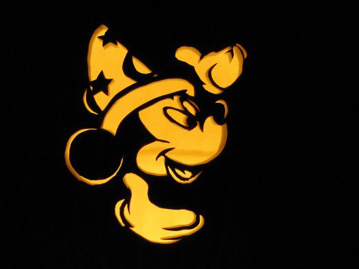 Best images of free printable disney pumpkin carving