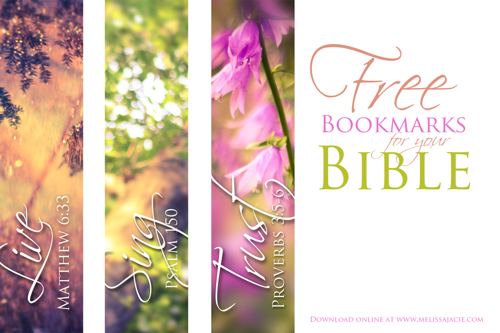 8 Best Images Of Free Printable Nature Bookmarks To Color