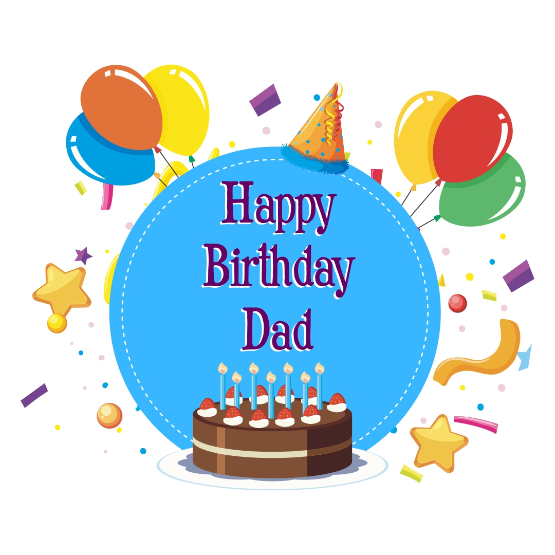 Free Printable Birthday Cards Dad