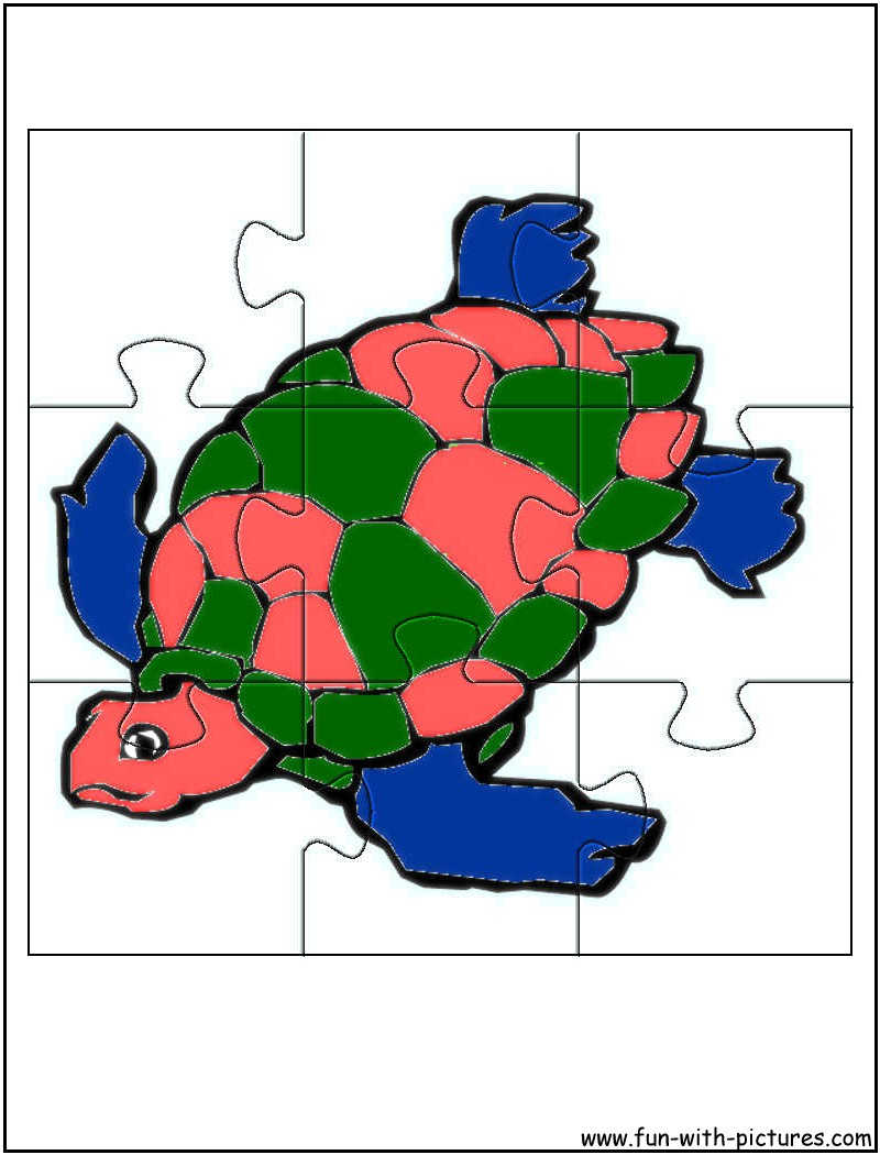 4 Images of Printable Jigsaw Puzzles For Preschoolers