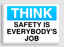 8 Images of Free Printable Workplace Safety Posters