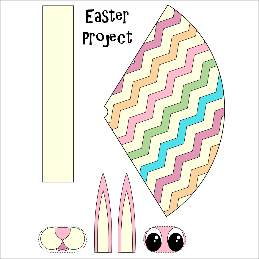Free Printable Spring Craft Ideas