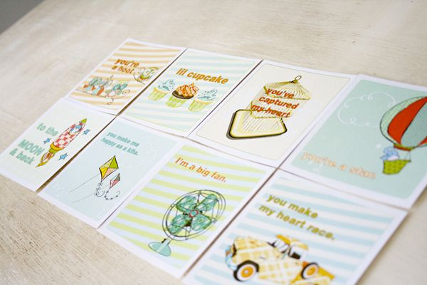 7 Images of Home Office Printables Party Cards