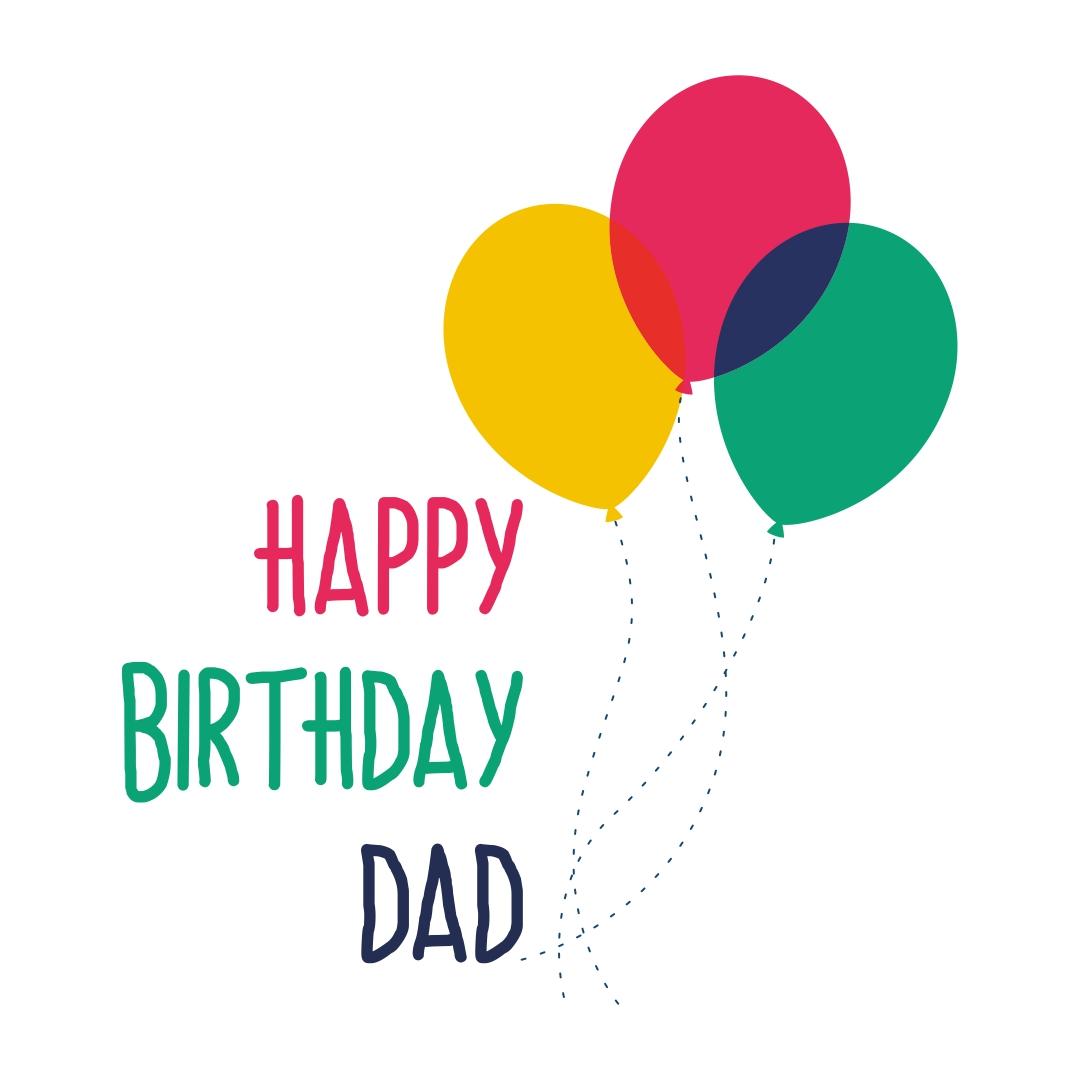 10 best printable birthday cards for dad  printablee
