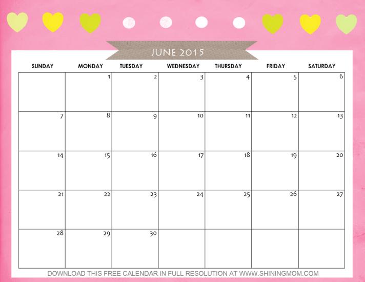 Calendar Girl June Pdf : Best images of june calendar free pdf printable