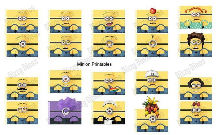 Minion Printables
