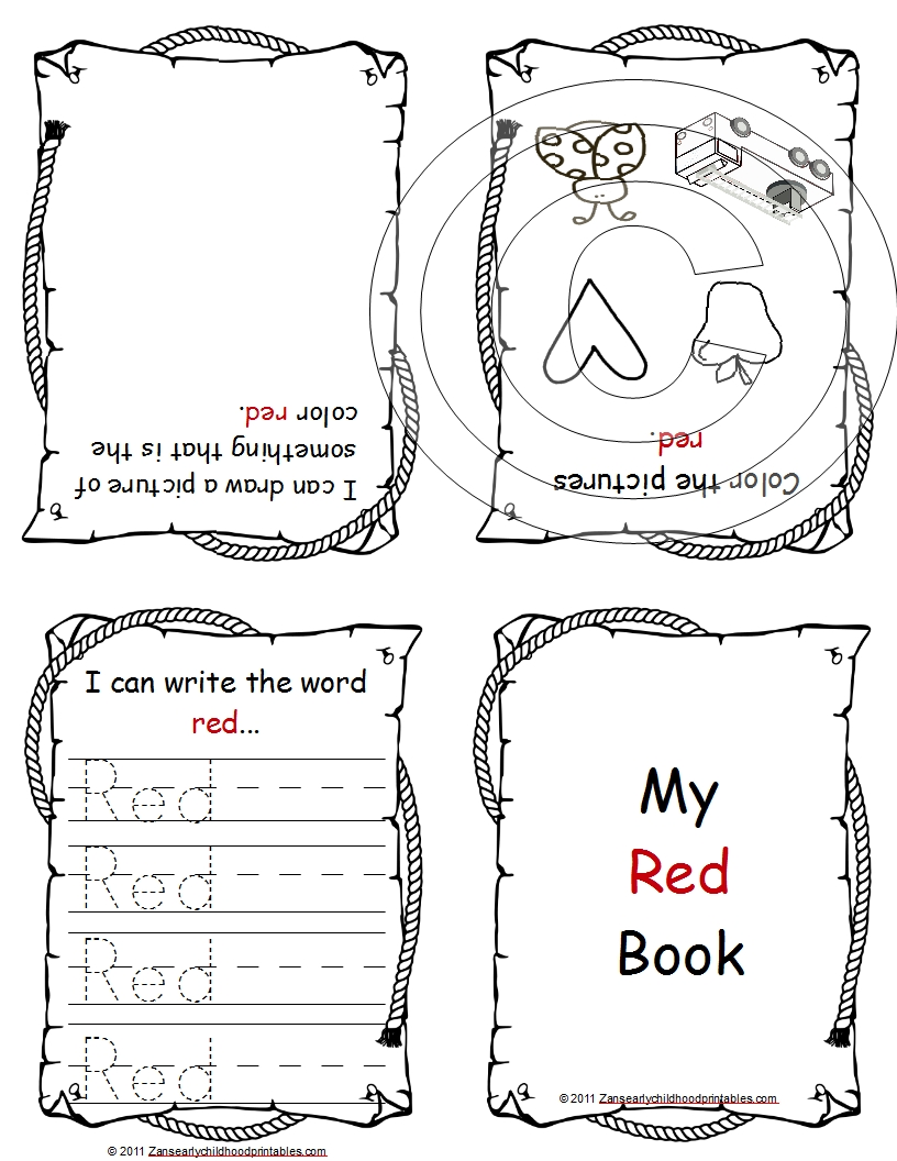 5 best images of school colors printable book color crayon - Color Book Images
