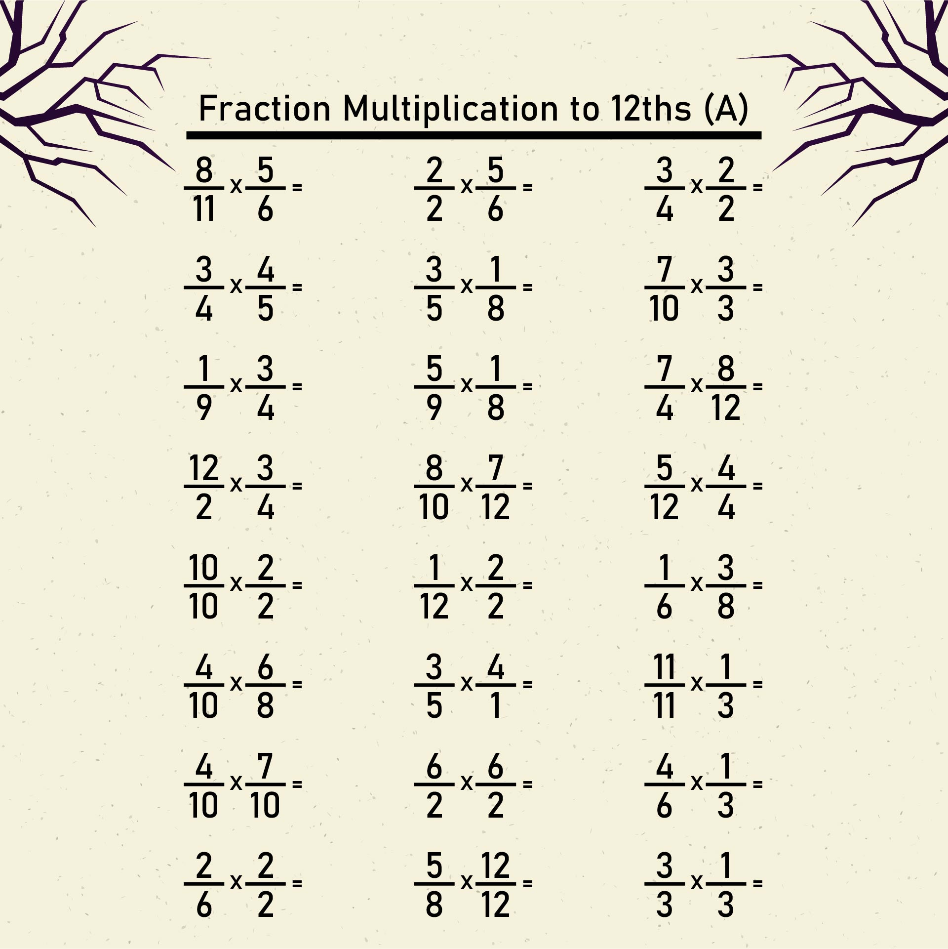 math worksheet : 7 best images of printable halloween math worksheets for 6th grade  : Halloween Math Worksheets 4th Grade