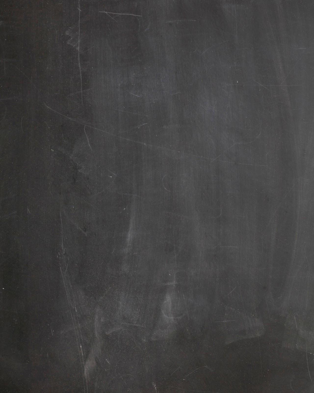 Blank Chalkboard Free Printables