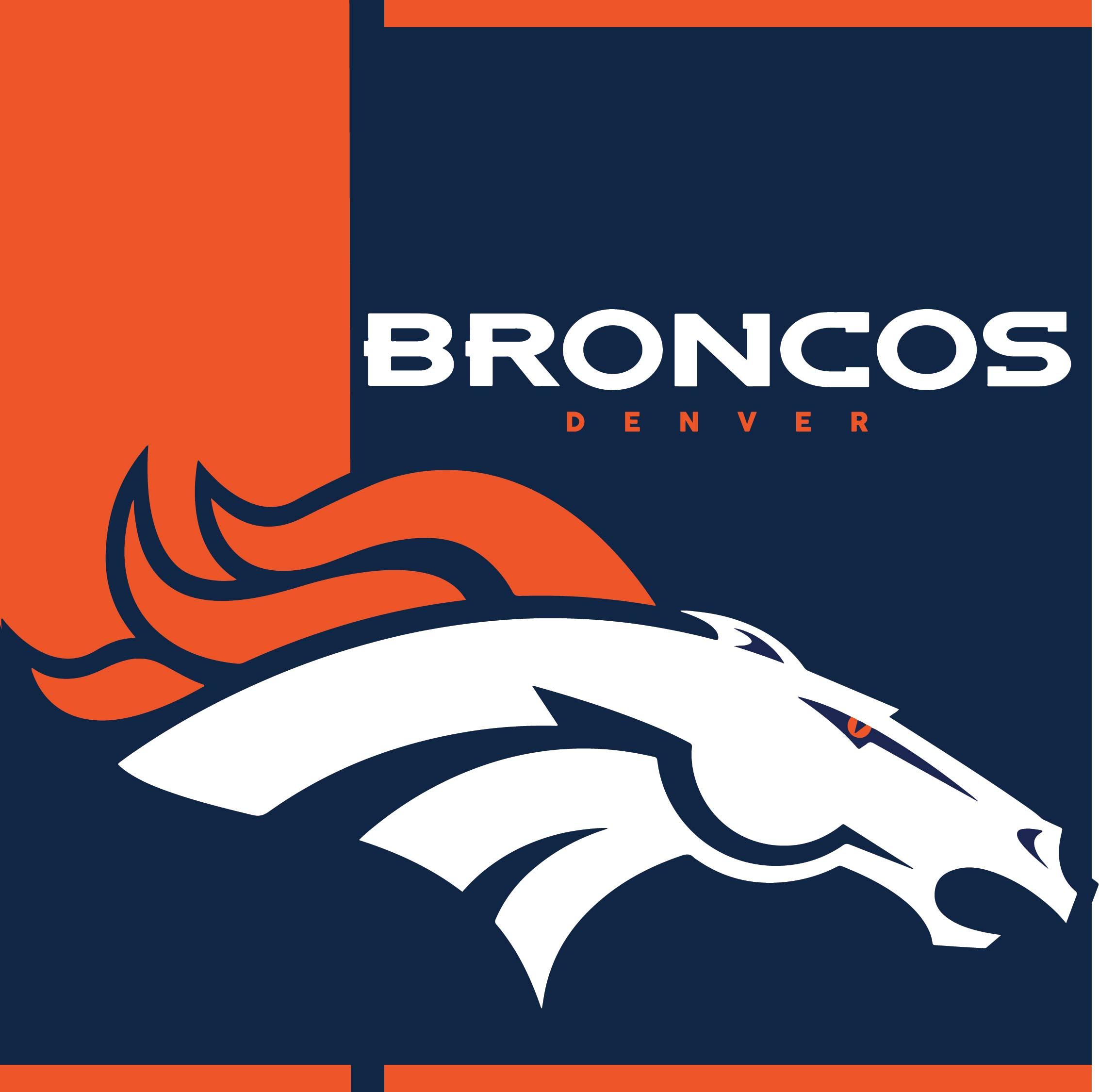 Denver Broncos Logo Vector