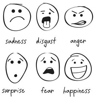 7 Images of Simple Emotions Printable Chart