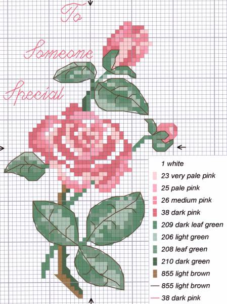 6 Best Images Of Printable Counted Cross Stitch Patterns