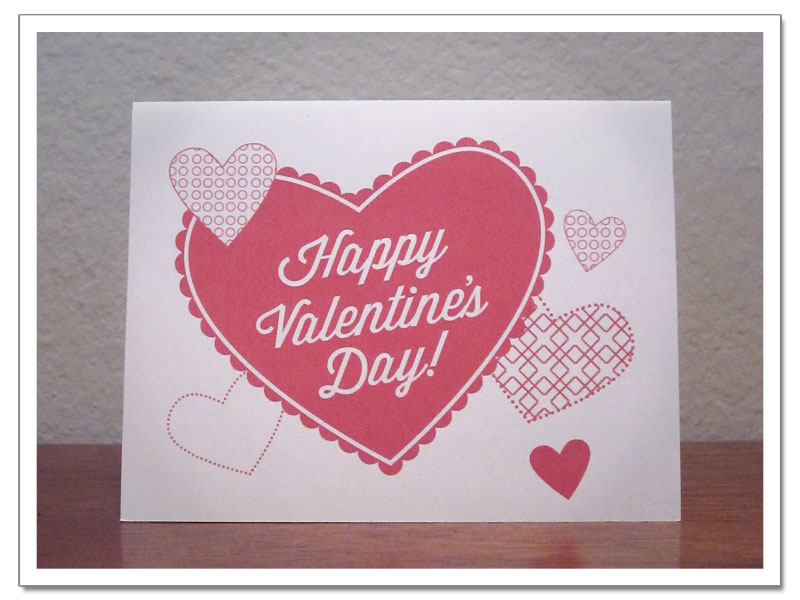 4 Images of Free Printable Valentine Cards
