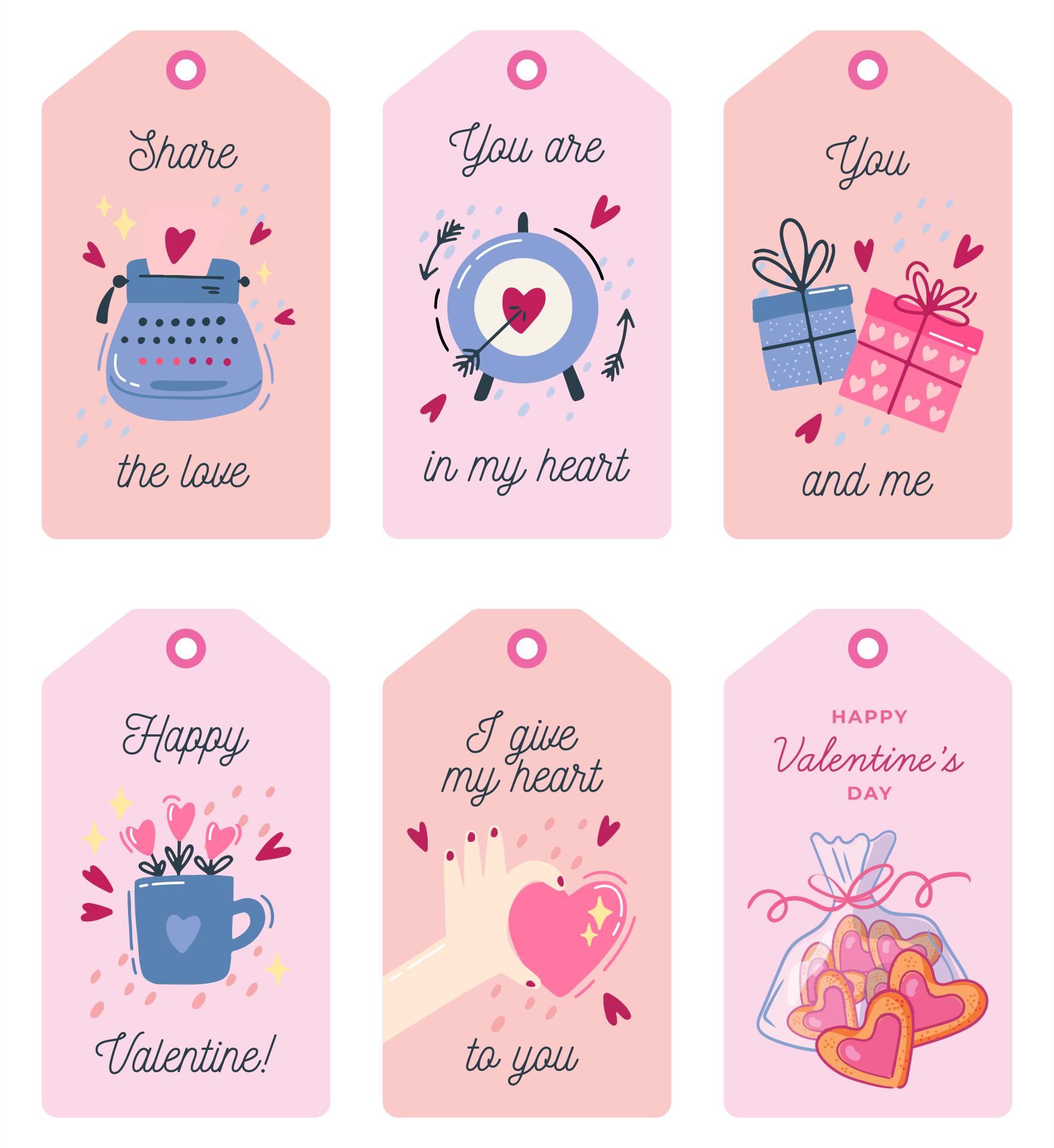 Valentine Printables