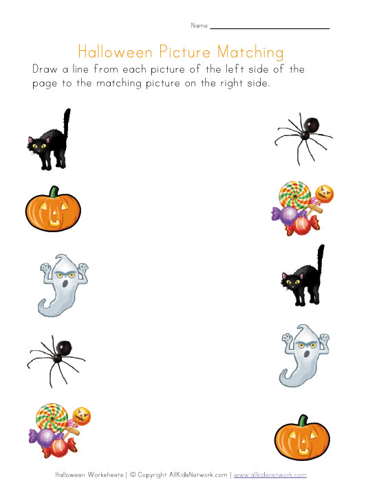 All Worksheets Halloween Printable Worksheets Printable – Printable Halloween Worksheets