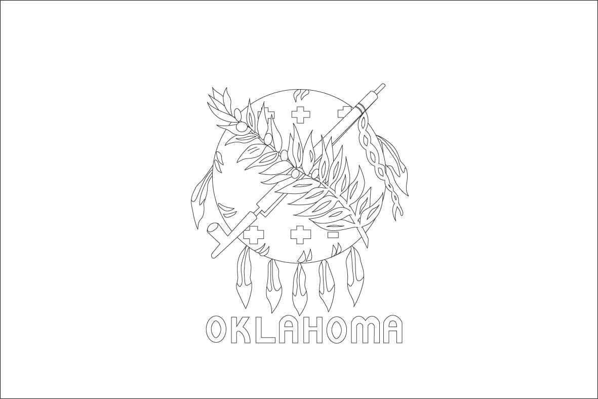Okc coloring pages printable okc best free coloring pages for Ou sooners coloring pages