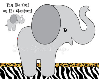 7 best images of printable game pin the tail on the dog for Pin the tail on the dinosaur template
