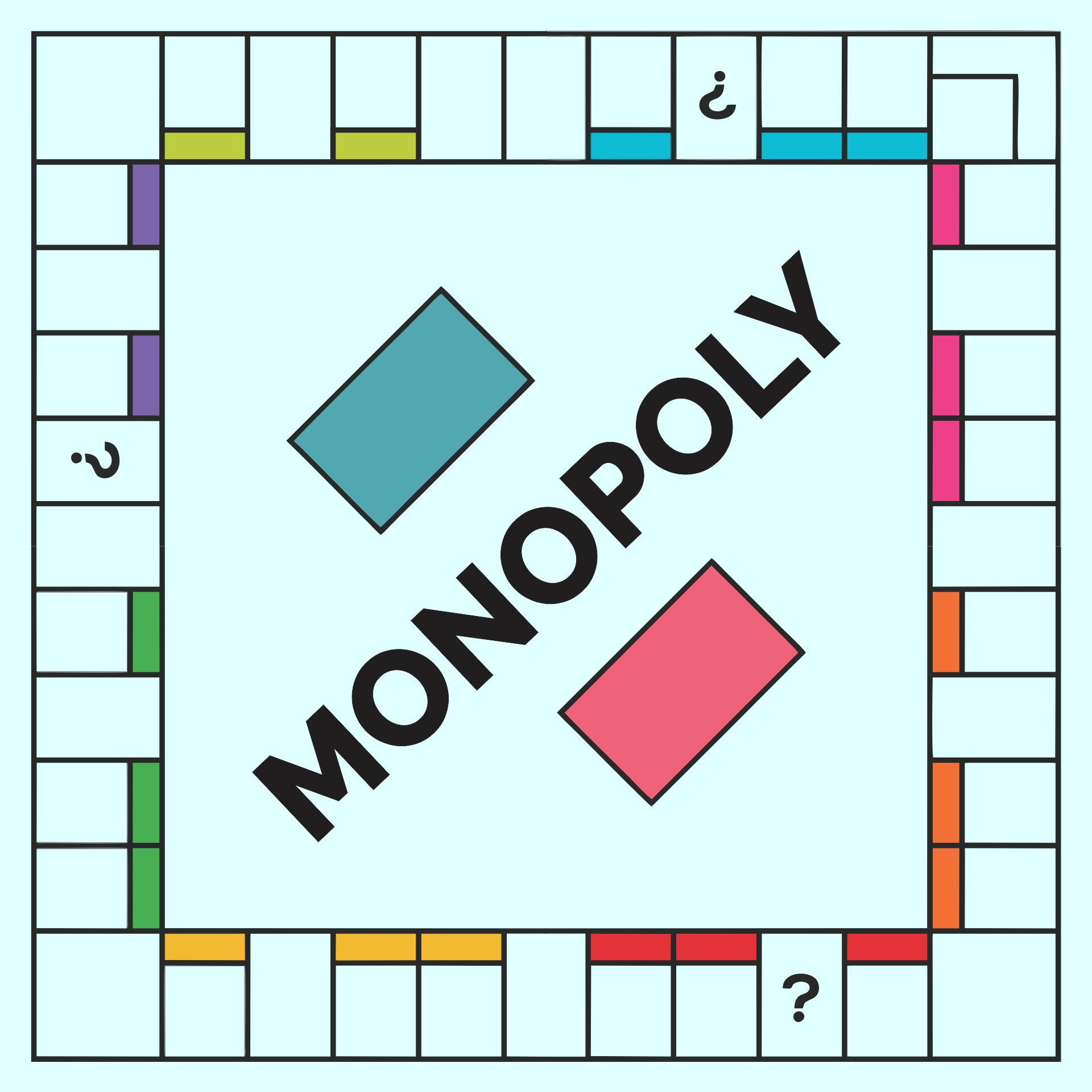 4 Images of Free Printable Monopoly Board Game