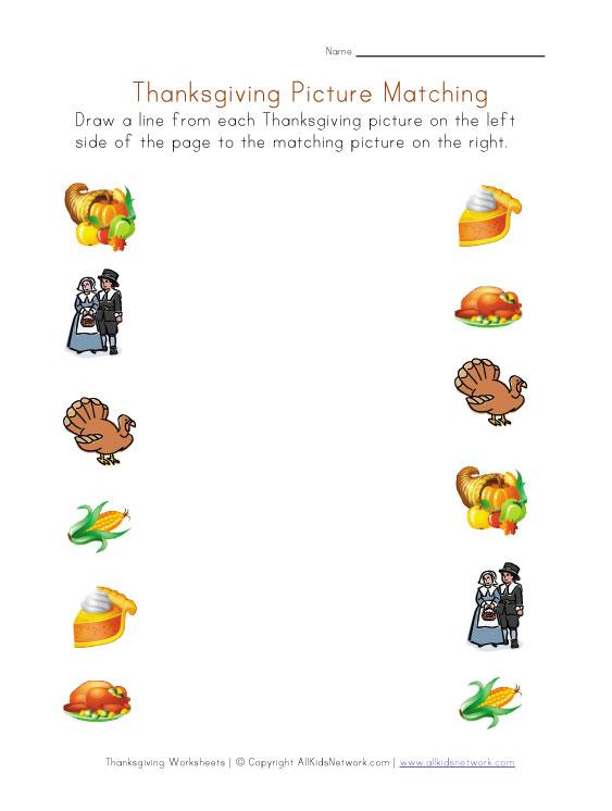 Thanksgiving Worksheets For Kindergarten : Best images of printable turkey worksheets free