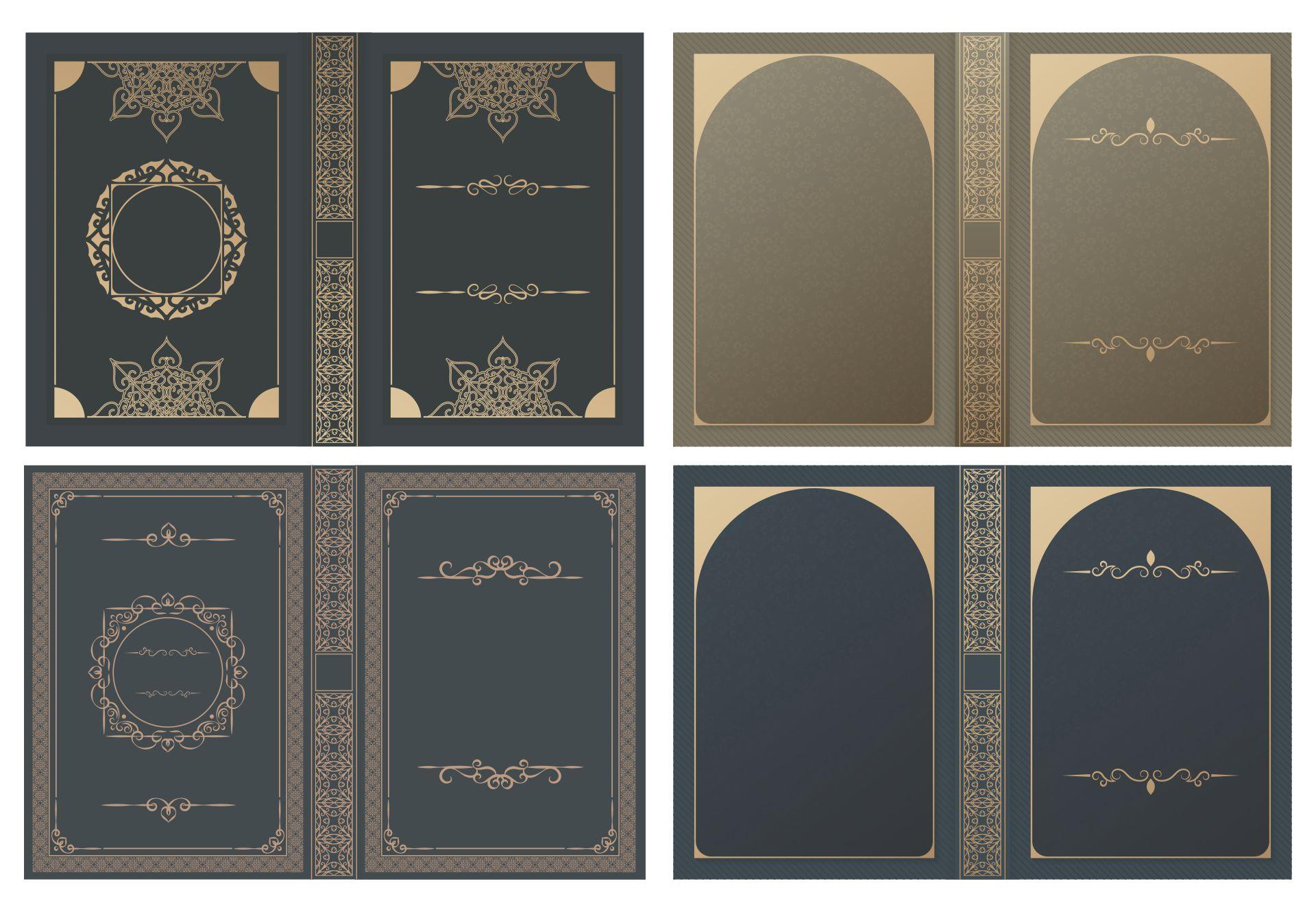 Printables Mini Book Covers