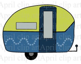 Happy Camper Clip Art Free | Info